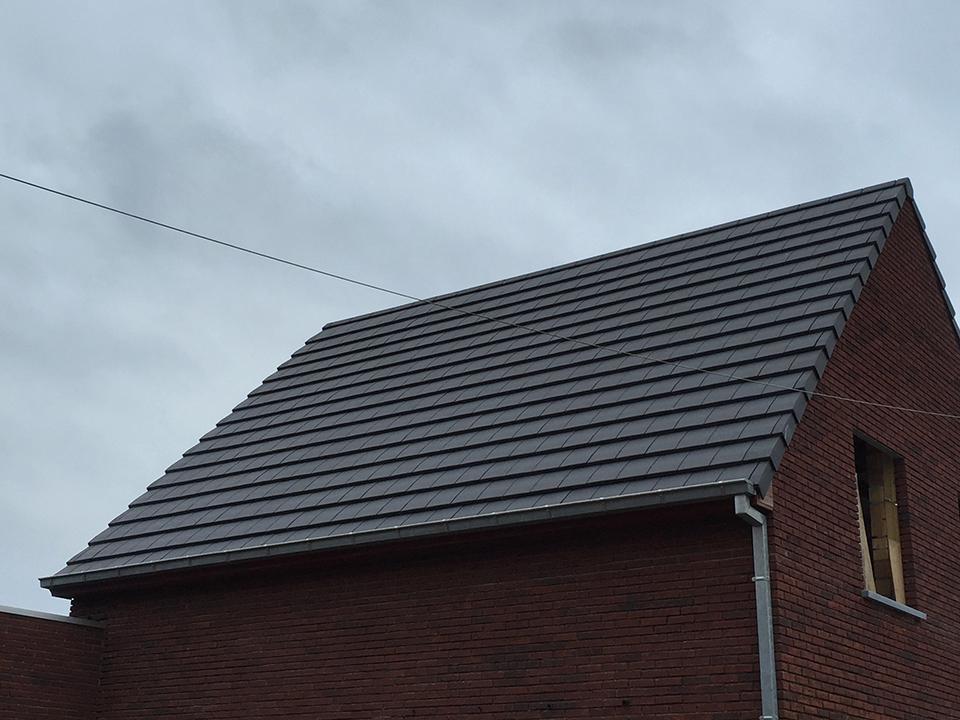 Dakwerken - moderne dakpannen