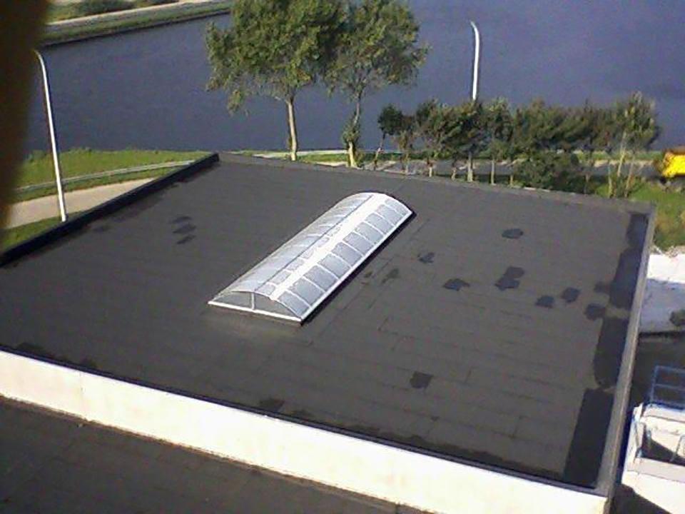 EPDM platte daken