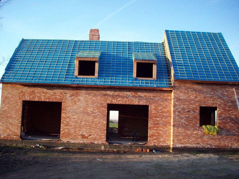 Nieuwbouw daken Verhelst