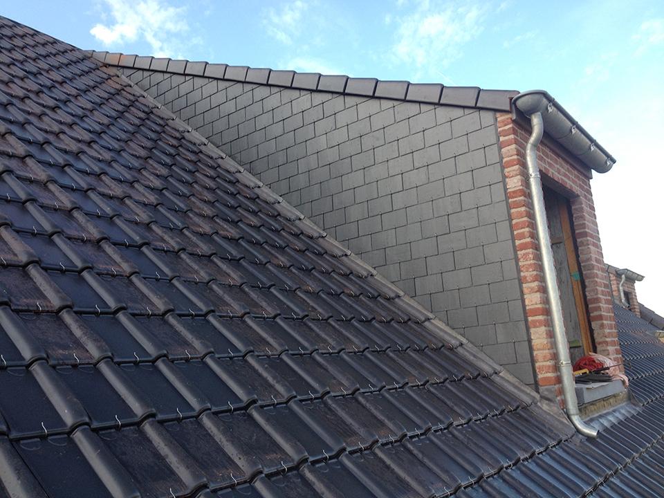 Nieuwbouw dakwerken