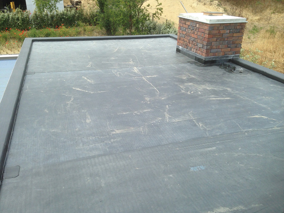Renovatie daken EPDM