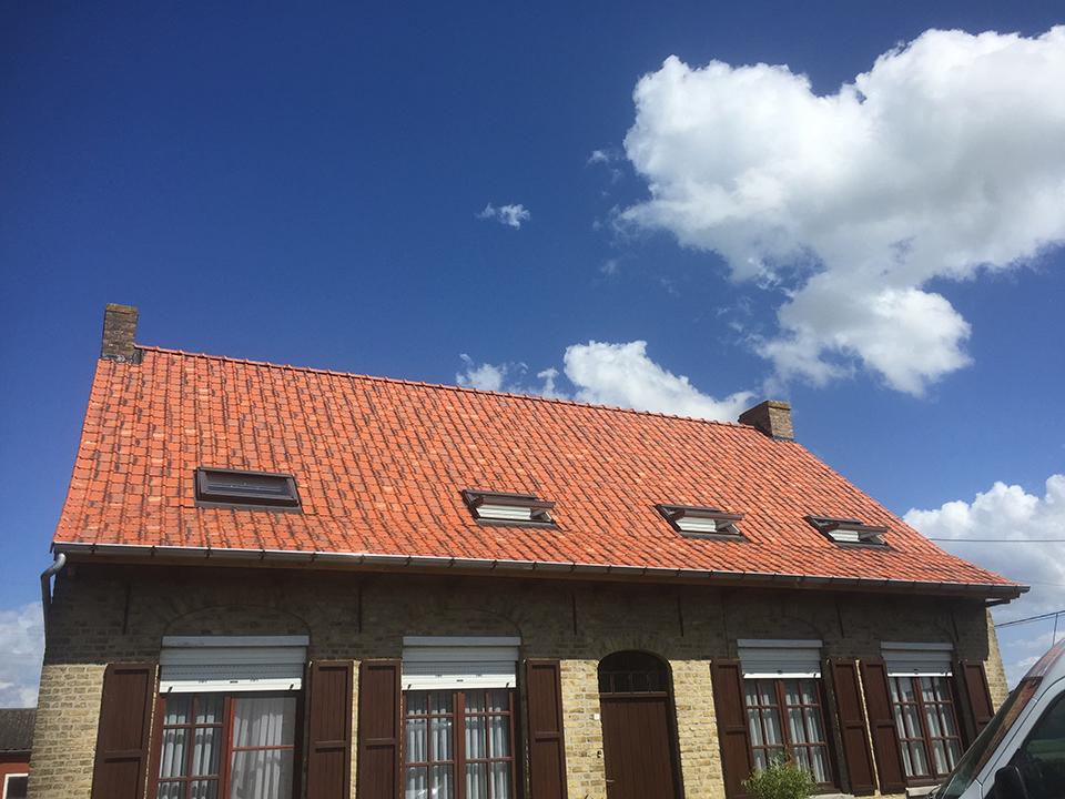 Renoveren oude daken