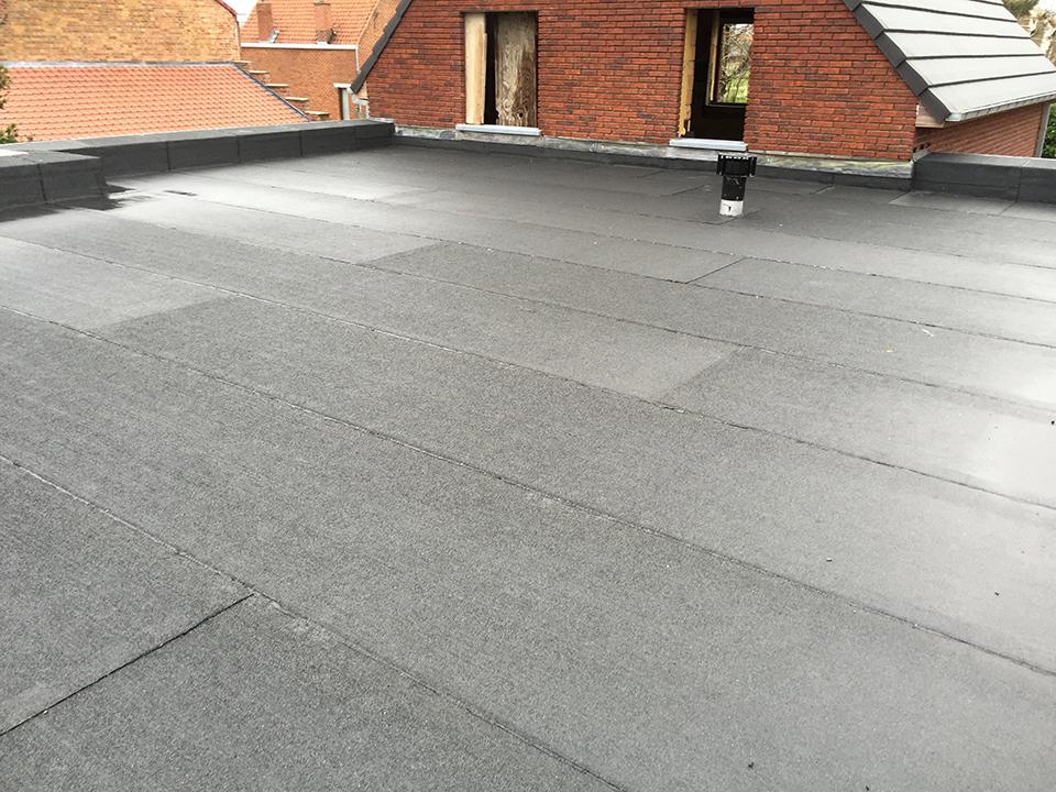 Roofing plat dak